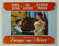 Escape Me Never - 11 x 14 Movie Poster - Style C