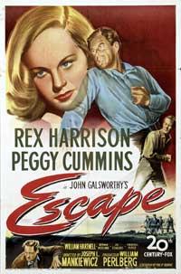 Escape - 11 x 17 Movie Poster - Style A