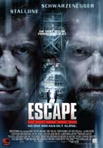 Escape Plan - 11 x 17 Movie Poster - Style B