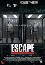 """Escape Plan"" Movie Poster"