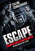 Escape Plan - 11 x 17 Movie Poster - Style D