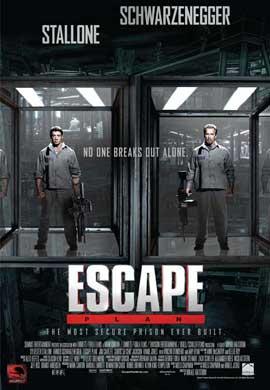 Escape Plan - 11 x 17 Movie Poster - Style C