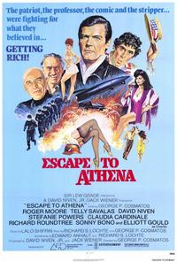 Escape to Athena - 27 x 40 Movie Poster - Style A