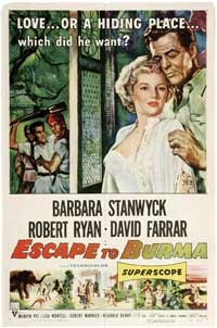 Escape to Burma - 11 x 17 Movie Poster - Style A