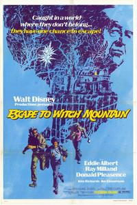 Escape to Witch Mountain - 27 x 40 Movie Poster - Style A