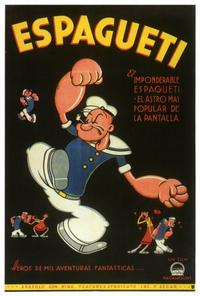 Espagueti - 27 x 40 Movie Poster - Foreign - Style A