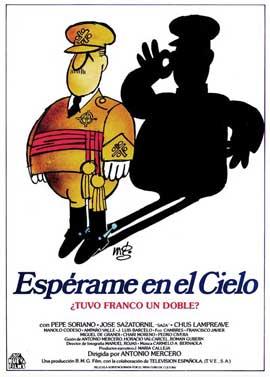 Esperame en el cielo - 11 x 17 Movie Poster - Spanish Style A