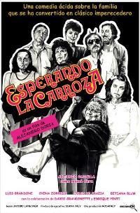 Esperando la carroza - 11 x 17 Movie Poster - Spanish Style A