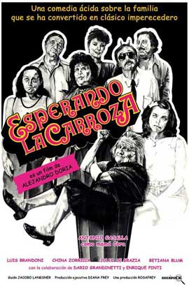 Esperando la carroza - 27 x 40 Movie Poster - Spanish Style A