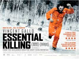 Essential Killing - 11 x 17 Movie Poster - UK Style A