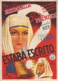 Estaba escrito - 11 x 17 Movie Poster - Spanish Style A
