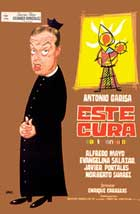 Este cura - 11 x 17 Movie Poster - Spanish Style A