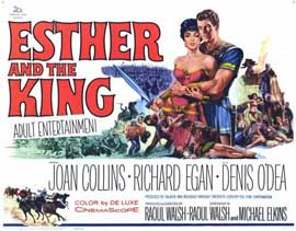 Esther and the King - 11 x 14 Movie Poster - Style A