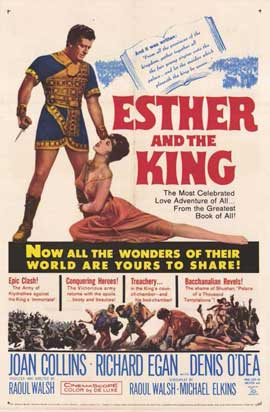 Esther and the King - 11 x 17 Movie Poster - Style A