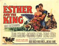 Esther and the King - 22 x 28 Movie Poster - Half Sheet Style A