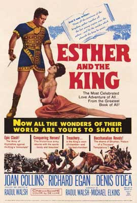 Esther and the King - 27 x 40 Movie Poster - Style A