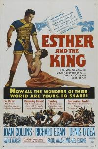 Esther and the King - 43 x 62 Movie Poster - Bus Shelter Style A