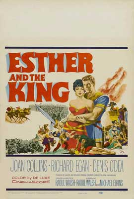 Esther and the King - 27 x 40 Movie Poster - Style B