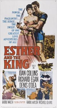 Esther and the King - 14 x 36 Movie Poster - Insert Style A