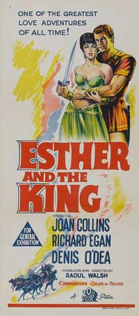 Esther and the King - 13 x 30 Movie Poster - Australian Style A