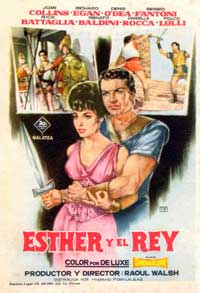 Esther and the King - 11 x 17 Movie Poster - Spanish Style A