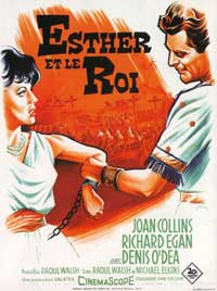Esther and the King - 11 x 17 Movie Poster - French Style A