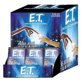 E.T.  The Extra-Terrestrial - Mini-Figure 6-Pack