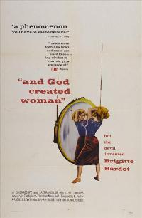 Et Dieu... cr�a la femme - 11 x 17 Movie Poster - Style A