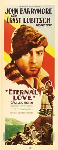 Eternal Love - 11 x 17 Movie Poster - Style A