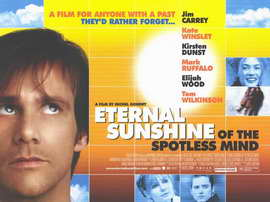 Eternal Sunshine of the Spotless Mind - 11 x 17 Movie Poster - Style C