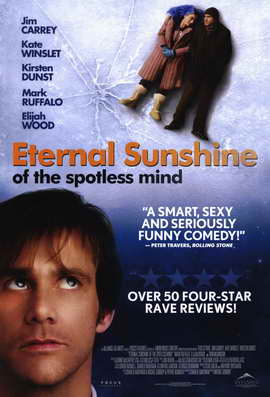 Eternal Sunshine of the Spotless Mind - 11 x 17 Movie Poster - Style F