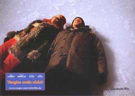 Eternal Sunshine of the Spotless Mind - 11 x 14 Poster German Style E