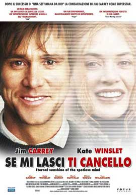 Eternal Sunshine of the Spotless Mind - 11 x 17 Movie Poster - Italian Style A