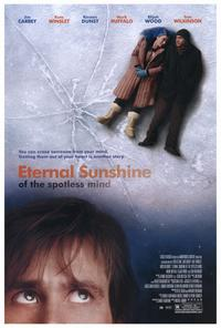 Eternal Sunshine of the Spotless Mind - 11 x 17 Movie Poster - Style B - Museum Wrapped Canvas