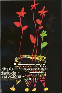 Etiopia, Diario de una Victoria - 27 x 40 Movie Poster - Foreign - Style A
