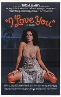 Eu Te Amo - 11 x 17 Movie Poster - Style A