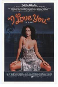Eu Te Amo - 27 x 40 Movie Poster - Style A