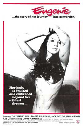 Eugenie... the Story of Her Journey Into Perversion - 27 x 40 Movie Poster - Style A