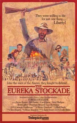 Eureka Stockade - 11 x 17 Movie Poster - Style A