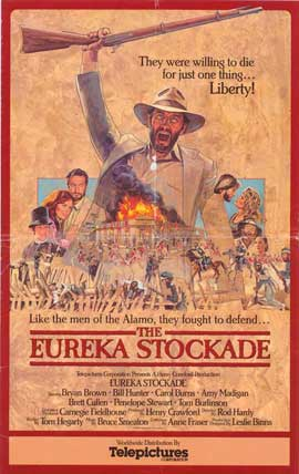 Eureka Stockade - 27 x 40 Movie Poster - Style A