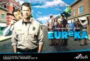 Eureka (TV) - 11 x 17 TV Poster - Style C