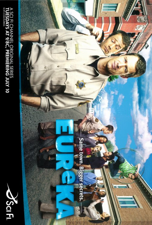 eureka tv