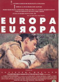 Europa Europe - 27 x 40 Movie Poster - Spanish Style A
