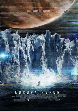 Europa Report - 11 x 17 Movie Poster - Style A