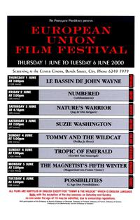 European Union Film Festival - 27 x 40 Movie Poster - Style B