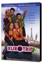 Eurotrip - 27 x 40 Movie Poster - Style A - Museum Wrapped Canvas