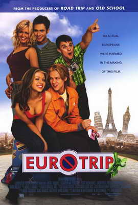 Eurotrip - 11 x 17 Movie Poster - Style A