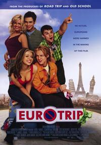 Eurotrip - 43 x 62 Movie Poster - Bus Shelter Style A