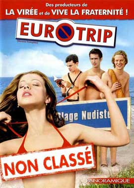 Eurotrip - 11 x 17 Movie Poster - French Style A