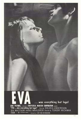Eva - 27 x 40 Movie Poster - Style A
